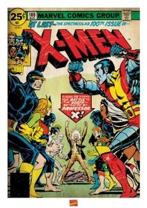 X - Men - Print