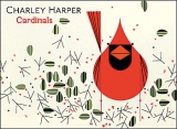 Charley Harper: Cardinals Boxed Notecards