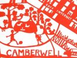 Summerbelle Map of London Print