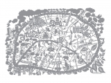 Summerbelle Map of Paris - Print