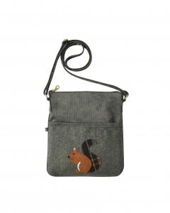 Applique Block Handbag Fair Trade by Earth Squared