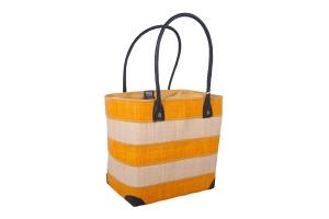 Harbour Raffia Straw Bag Fair Trade by Mafana