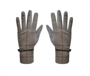 Heritage Tweed Gloves Earth Squared Fair Trade AW 2019