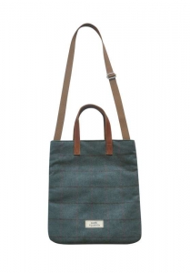 Heritage Tweed Harriet Bag Earth Squared  Fair Trade AW 2019