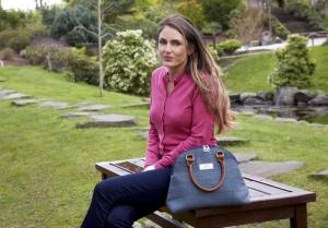Heritage Tweed Phoebe Bag Earth Squared Fair Trade AW 2019