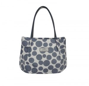 Oilcloth Freya Bag Fair Trade by Earth Squared