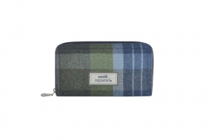 Tweed  Wallet Fair Trade by Earth Squared  AW 2019