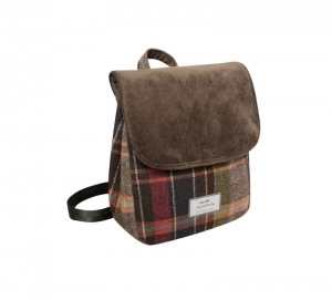 Tweed Backpack Earth Squared Fair Trade AW 2019