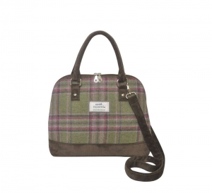 Tweed Bowling Bag Earth Squared Fair Trade AW 2019