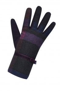 Tweed Glove and Scarf Set Fair Trade by Earth Squared