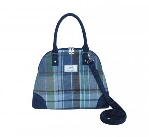 Tweed Phoebe Bag Fair Trade Handbag by Earth Squared