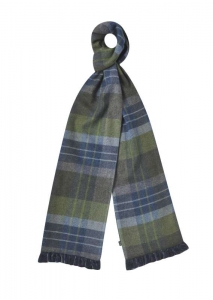 Tweed Scarf Earth Squared Fair Trade AW 2019