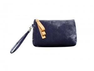Velvet Clutch Bag Earth Squared Fair Trade AW 2019