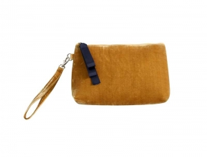 Velvet Clutch Bag Earth Squared Fair Trade AW 2019