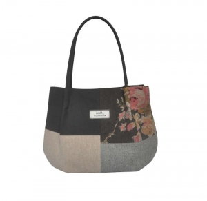 Vintage Patchwork Freya Bag Earth Squared Fair Trade AW 2019