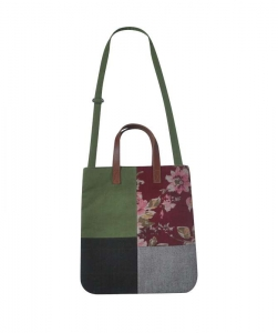 Vintage Patchwork Harriet Bag Earth Squared Fair Trade AW 2019