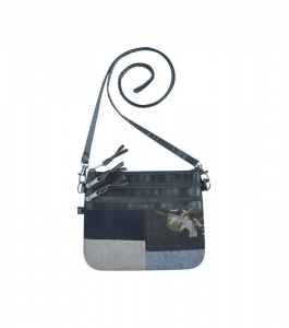 Vintage Patchwork Pouch Bag Earth Squared Fair Trade AW 2019