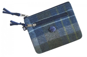 Tweed Emily  Purse Fair Trade by Earth Squared