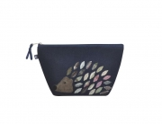 Applique Make up Bag Earth Squared Fair Trade AW 2019