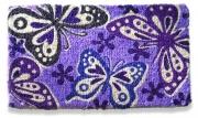 Coconut fibre doormat butterfly