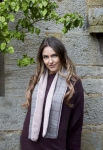 Heritage Tweed Scarf Earth Squared Fair Trade AW 2019