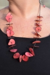 Tagua Seed Organic Natural Necklace Hozz