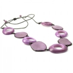 Tagua Seed Organic Natural Necklace Limbozo
