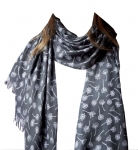 Oilcloth  Range Matching Scarf  Fair Trade Scarves by Earth Squared