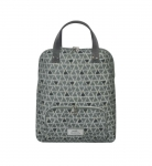 Oilcloth Backpack Fair Trade by Earth Squared