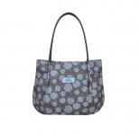 Oilcloth Freya Bag Fair Trade by Earth Squared