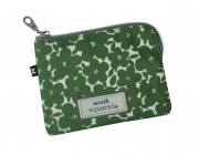 Oilcloth Freya Purse Fair Trade by Earth Squared