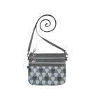 Oilcloth Pouch Bag Fair Trade by Earth Squared