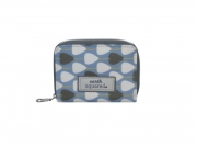 Oilcloth Wallet Fair Trade by Earth Squared