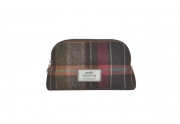Tweed  Make up Bag Earth Squared Fair Trade AW 2019