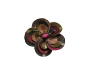 Tweed Brooch 2 Fair Trade Corsage Earth Squared