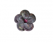Tweed Brooch Fair Trade Corsage Earth Squared