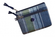 Tweed Emily Purse 2018 Fair Trade by Earth Squared