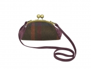 Tweed Erin Bag Fair Trade Handbag by Earth Squared