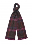 Tweed Glove and Scarf Fair Trade Scarves by Earth Squared