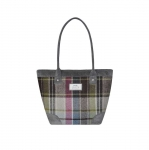 Tweed Handbag Tote Bag Fair Trade Earth Squared