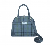 Tweed Phoebe Bag Fair Trade Handbag by Earth Squared