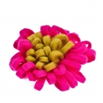 Urchin Fair Trade Felt Flower Brooch