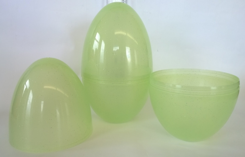 Large plastic easterparty gift egg green sparkle jell large plastic easterparty gift egg green sparkle negle Images