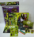 HALLOWEEN GHOSTS AND GHOULS FUN KIDS CRAFT ACTIVITY PARTY PACK