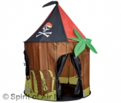 PIRATE SPIRIT OF AIR POP UP PLAY TENT