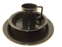 PLATE AND MUG SET (Click picture to see other colours)