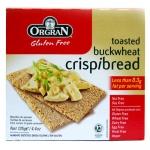 Buckwheat Crispibread