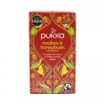 Pukka Pukka Rooibos, Honeybush & Ginseng