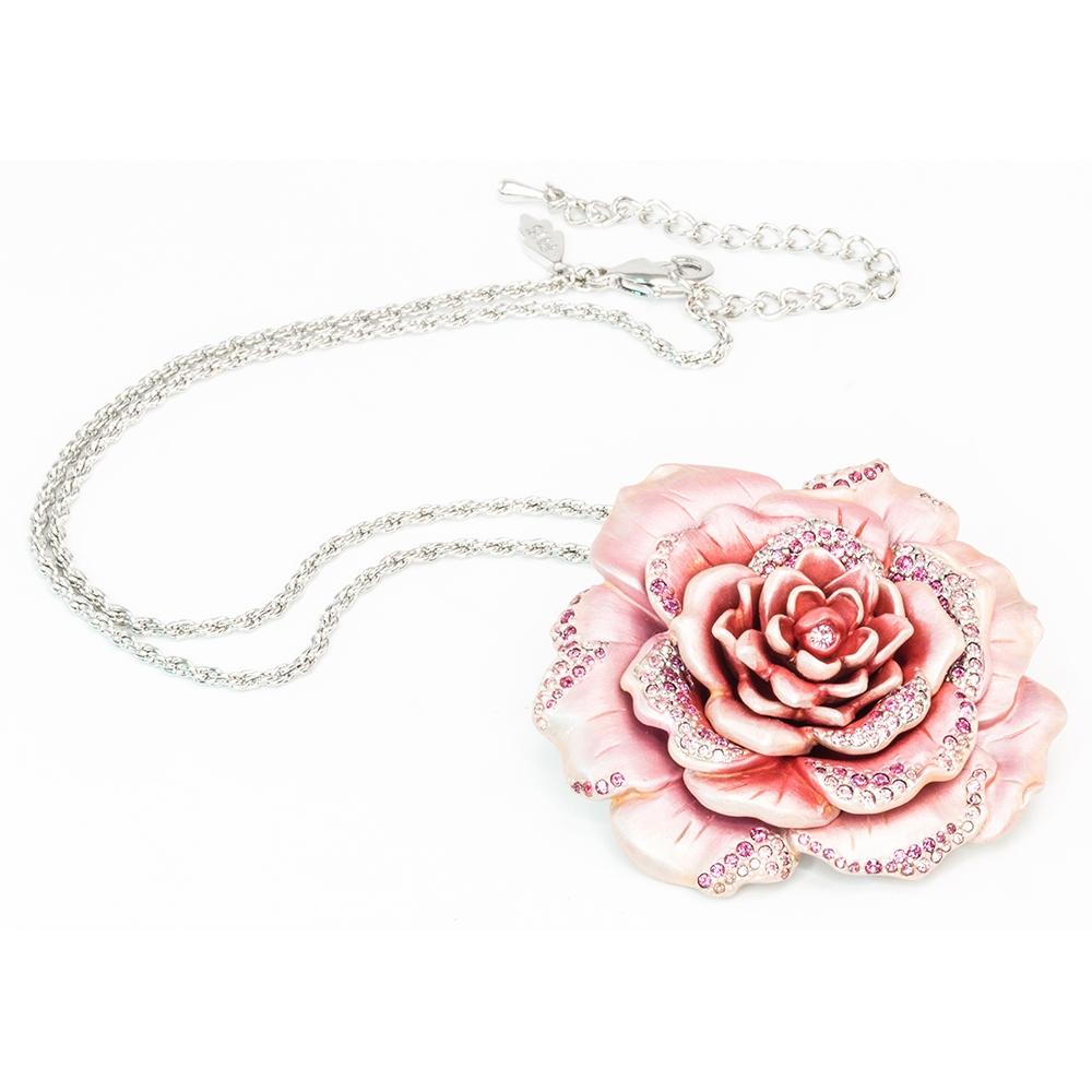 Rose pendant large floral range pendants pendant home page rose pendant large rose pendant large mozeypictures Gallery