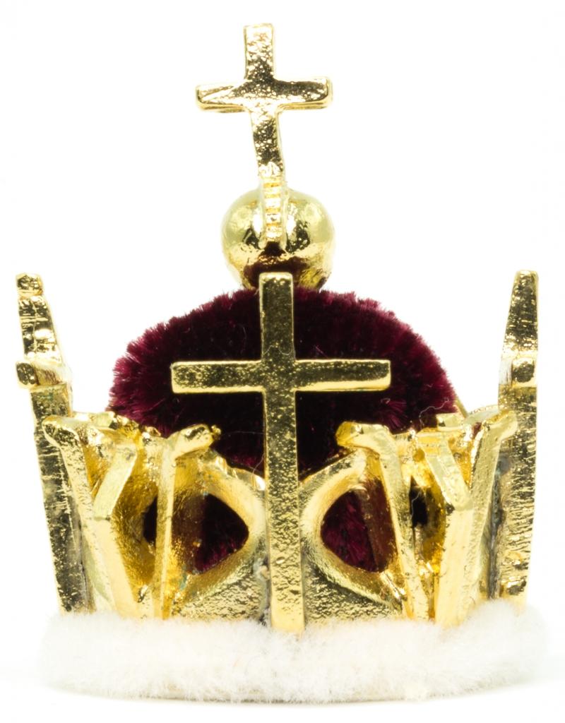 1969 Prince Of Wales Miniature Crown British Crown Jewels Crowns